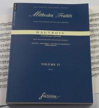 Burgess G. - Methodes Et Traites Hautbois Vol.2 Serie Vi, Grande-bretagne 1600-1860 - Fac-simile