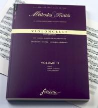 Muller P. - Methodes Et Traites Violoncelle Vol.2 Serie Ii, France 1800-1860 - Fac-simile Fuzeau