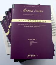 Biget A./giboureau M. - Methodes Et Traites Flute Traversiere 7 Volumes, Serie Ii France 1800-1860