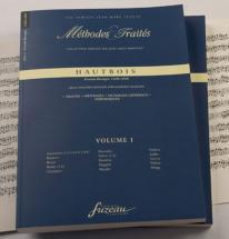 Burgess G. - Methodes Et Traites Hautbois 2 Volumes, Serie Vi Grande-bretagne 1600-1860 - Fac-simile
