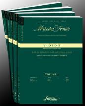 Rampe S./sackmann D. - Methodes Et Traites Violon 4 Volumes, Serie Vii Allemagne-autriche - 1600-180