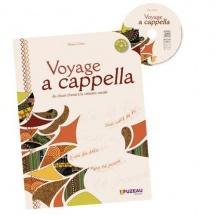 Gesta R. - Voyage A Cappella - Livre + Cd