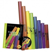 Fuzeau Methode Tubes A Tubes + Jeu De Boomwhackers