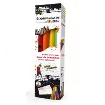 Fuzeau Boomwhackers - Pack Avec Notice Et Cd