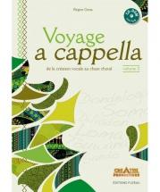Gesta R. - Voyage A Cappella Vol 2 - Livre + Cd