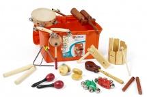 Fuzeau Malle Compacte - 16 Instruments