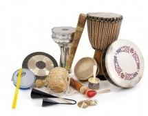 Fuzeau Lot Musique Du Monde - 14 Instruments