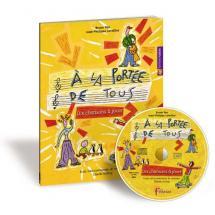 A La Portee De Tous + Cd - Eveil Musical