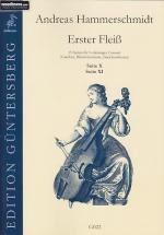 Hammerschmidt A. - Erster Fleiss - 15 Suites A 5 Voix - Suite X En Si Et Suite Xi En Sol