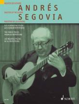 Segovia Andres - Andres Segovia - Guitar