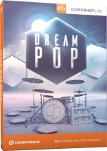 Toontrack Ezdrummer Line Dream Pop Ezx