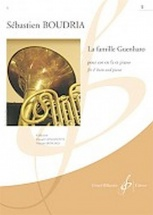 Boudria Sebastien - La Famille Guenharo Vol.1 - Cor and Piano