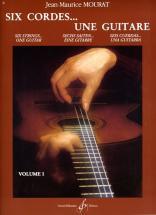 Mourat Jean-maurice - Six Cordes... Une Guitare Vol.1