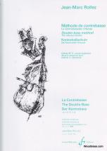Rollez Jean-marc - Methode De Contrebasse Vol.3