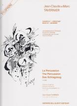Tavernier Jean-claude - 100 Exercices Et Etudes Vol.1 - Xylophone