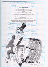 Ricquier Michel - La Lecture Musicale Par L'education De L'oeil - Version Clavier