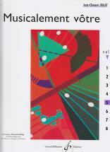 Jollet Jean-clement - Musicalement Votre Vol.5