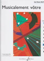 Jollet Jean-clement - Musicalement Votre Vol.6 (eleve)