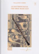 Delcambre Bernard - Le Hautbois Facile Vol.1