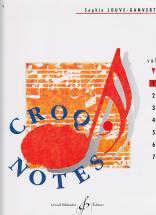 Jouve-ganvert Sophie - Croq'notes Cahier 1, 1ere Annee