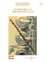 Burlet/fleuriault - La Flute De A à Z Vol.1