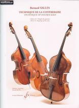 CONTREBASSE Methodes : Livres de partitions de musique