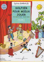 Baraud Sylvie - Solfier Pour Mieux Jouer Vol.4
