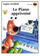 Allerme Sophie - Le Piano Apprivoise Vol.1 - Cd Seul