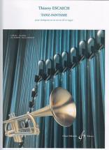 Escaich Thierry - Fantasie - Trompette