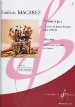 Macarez F. - Premier Pas Vol. 1 - Percussions