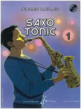 Naulais - Saxo Tonic Vol.1 + Cd