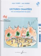 Voirpy A./hurier J. - Lectures Chantees 1er Cycle + Cd