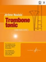 Naulais Jerome - Trombone Tonic Vol.2 + Cd