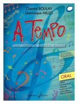 Boulay/millet - A Tempo Vol.2 Oral
