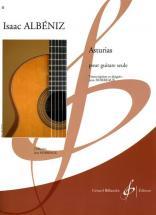 Albeniz Isaac - Asturias - Guitare Seule