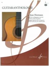 Guitaranthologie Vol.1 + Cd - Guitare