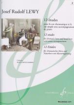 Lewy J. R. - 12 Etudes Vol. 2 - Cor