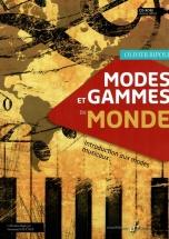 Ripoll Olivier - Modes Et Gammes Du Monde - Introduction Aux Modes Musicaux