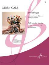 Cals Michel - Dechiffrages Vol.3 - Percussion