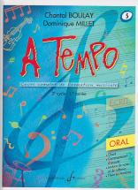Boulay / Millet - A Tempo Vol.5 Oral