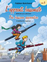 Boichard Fabien - L'apprenti Bassoniste Vol.1