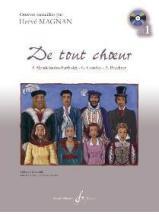 Magnan Herve - De Tout Choeur Vol.1 + Cd