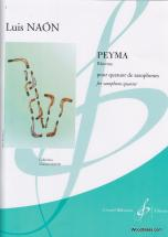 Naon L. - Peyma (rhevma) - 4 Saxophones