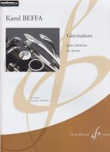 Beffa K. - Gravitations - Clarinette Seule