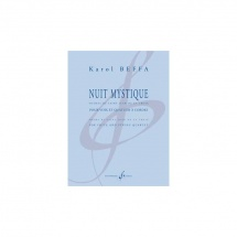 Beffa Karol - Nuit Mystique -  Voix Et Quatuor A Cordes