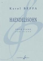 Beffa Karol - Haendelssohn - Piano