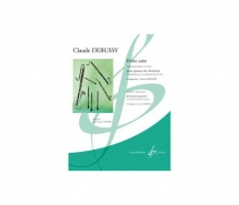 Debussy Claude - Petite Suite - 4 Clarinettes