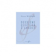 Wissmer Pierre - Deuxieme Quatuor A Cordes