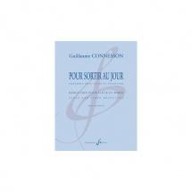 Connesson Guillaume - Pour Sortir Au Jour - Flute Et Piano