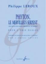 Leroux Philippe - Python Le Mervilleus Serpent